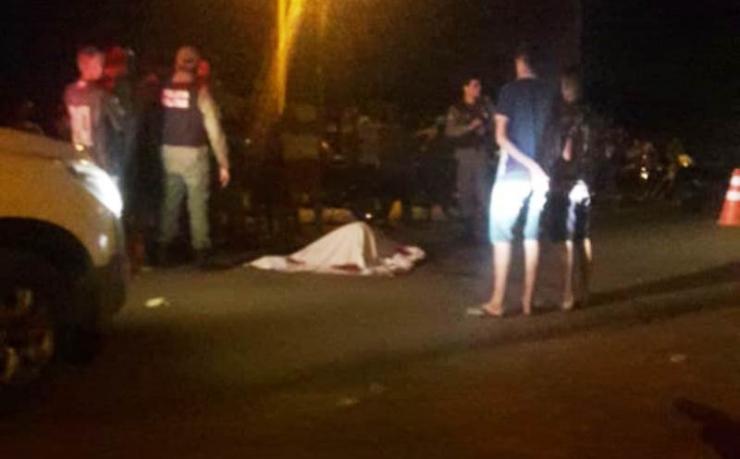 Cantor morre após colisão frontal entre motocicletas no Piauí