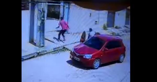 Empresário tem casa invadida por bandidos em Teresina