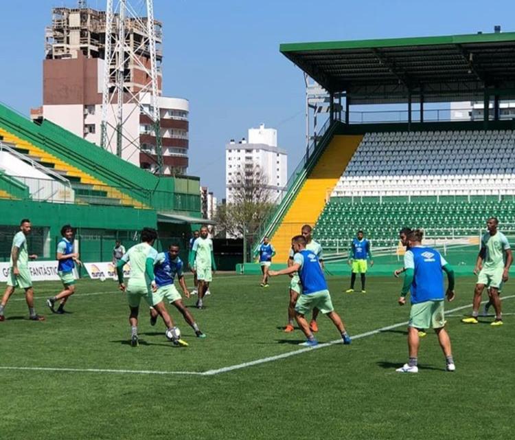 Brasileirão: veja os jogos da rodada desta segunda-feira
