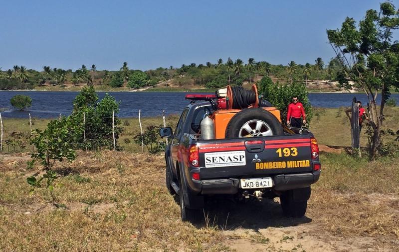 Jovem desaparece após barco virar em lagoa no Piauí