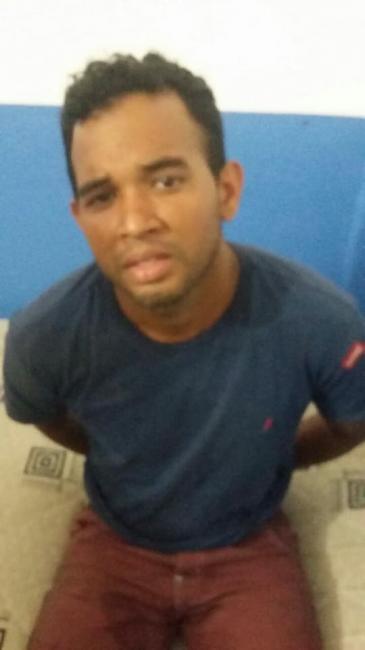Preso: ex-padrasto suspeito da morte da menina Allana Ludmilla