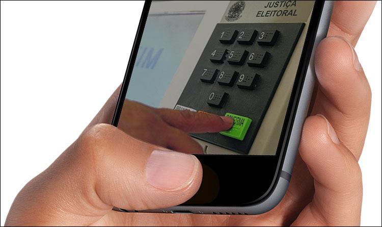 TSE disponibilizará aplicativo que mostra apuração em tempo real