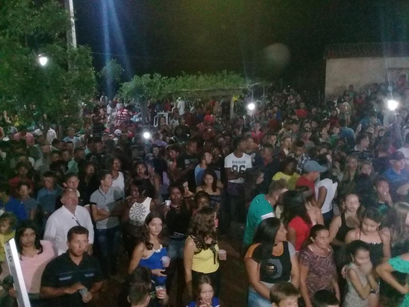 Comunidades belavistenses realizaram evento para comemorar recebimento de energia elétrica