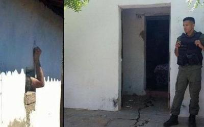 Idoso é achado morto preso em buraco de parede no Piauí