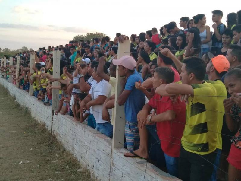 Prefeitura realizou a final do Campeonato Municipal de Prata do Piauí