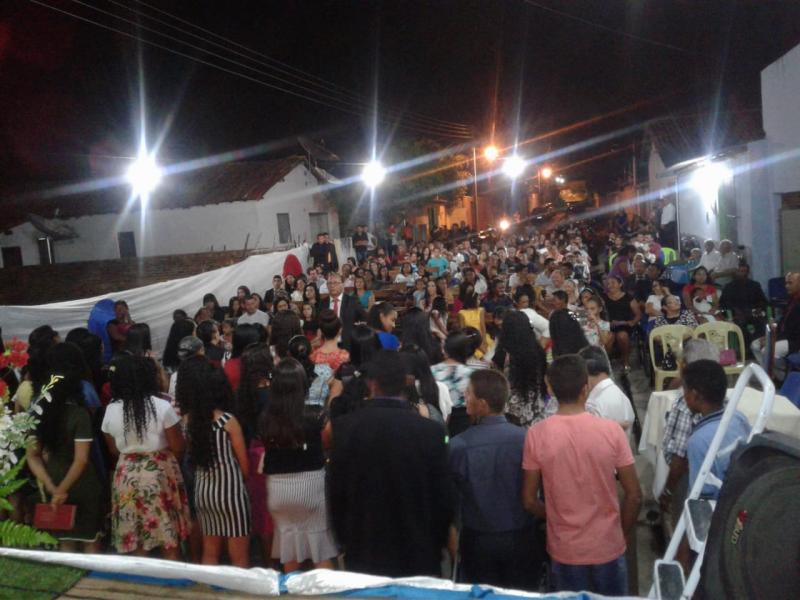 Igreja Assembléia de DEUS realiza grande Cruzada