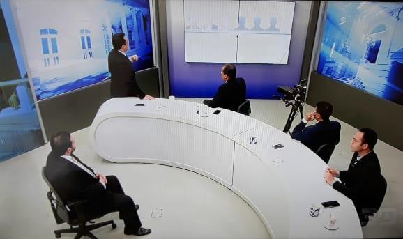 Antena 10 divulga pesquisa RealTime BigData que aponta WD disparado no PI