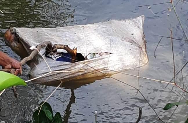 Corpo é encontrado boiando dentro de rio em Campo Maior