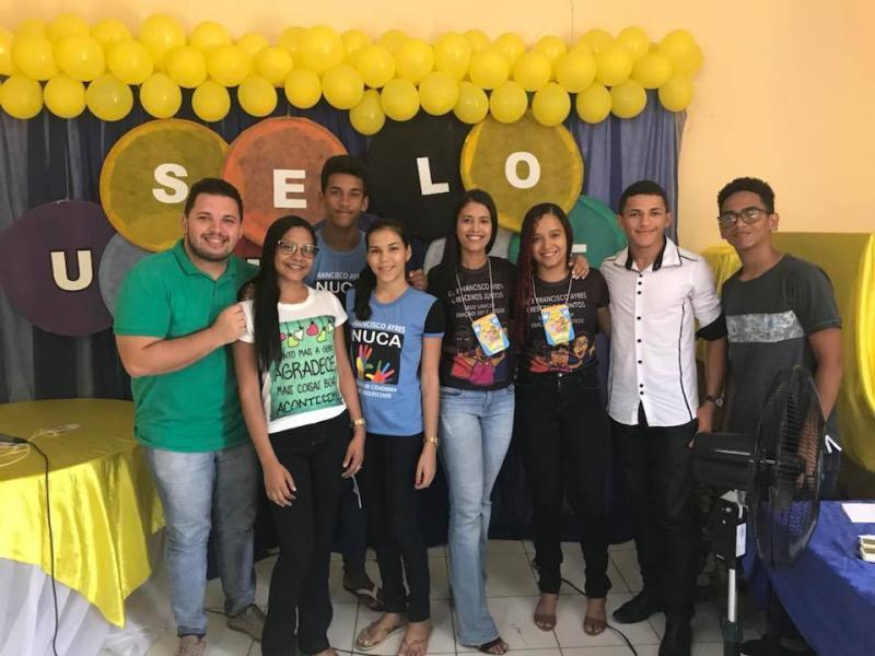 Prefeitura de Francisco Ayres realiza I Fórum Comunitário do Selo Unicef
