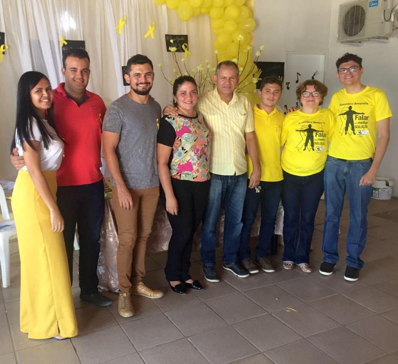 Prefeitura de Lagoa do Piauí realiza palestra motivacional