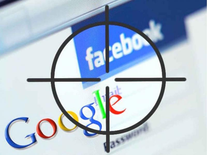 Facebook e Google apresentam código contra 'fake news'