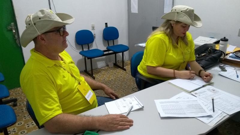 Prefeitura Municipal de Amarante recebe equipe do Projeto Rondon; veja
