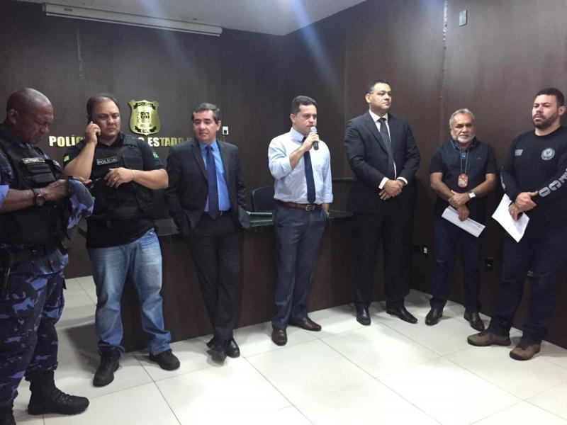 Operação Midas resulta em 50 prisões no Piauí