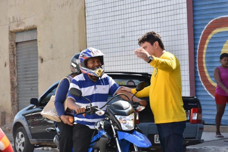 SUTRAN inicia trabalho de orientação no trânsito de Floriano