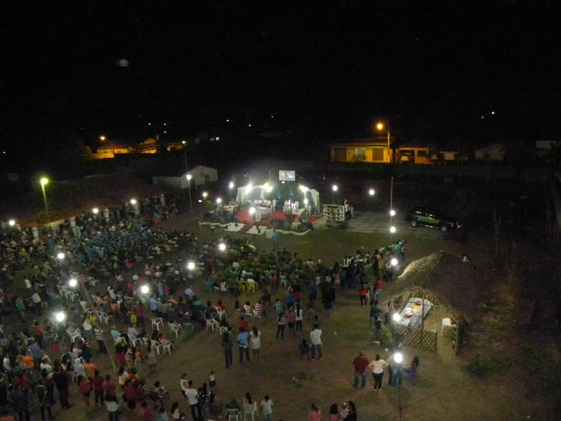 Ultima noite dos Festejos de São Miguel Arcanjo atrai milhares de pessoas