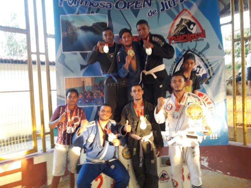 Atletas correntinos são destaque no Formosa Open de Jiu-Jitsu