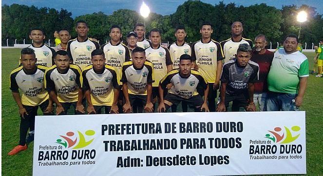 Paulistinha é o campeão do seletivo sub-21 em Barro Duro