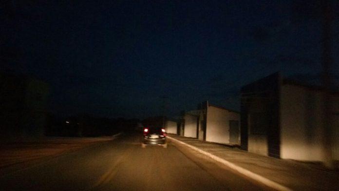 Eletrobrás deixou as cidades de Cabeceiras e Barras na escuridão neste sábado