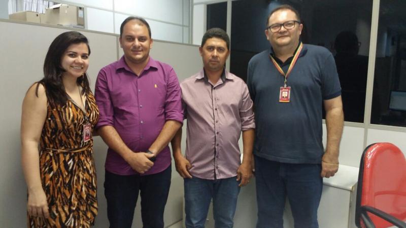 Reunião discutirá negociação de operações em Caridade do Piauí