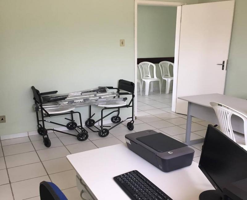 NASF de Francisco Ayres tem novas instalações