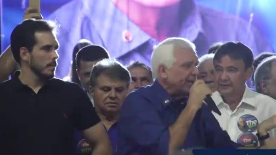 THÉ e Marcos Aurélio encerram campanha com Encontro de Amigos em Teresina
