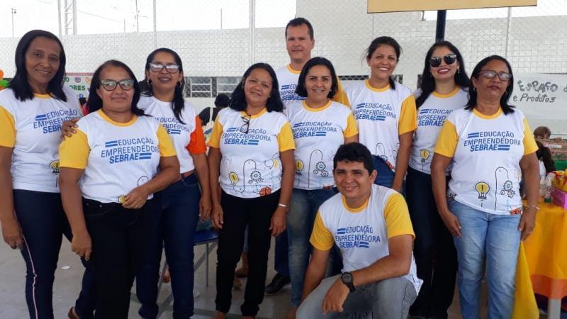 Semec promove I Feira do Jovem Empreendedor em parceria com o SEBRAE/PI