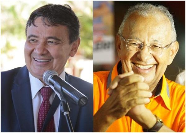Amostragem: Wellington Dias tem 43% e Dr. Pessoa, 14%