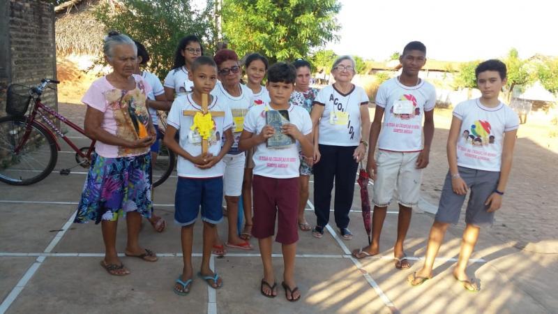 Paróquia de São Benedito está realizando visita das missões