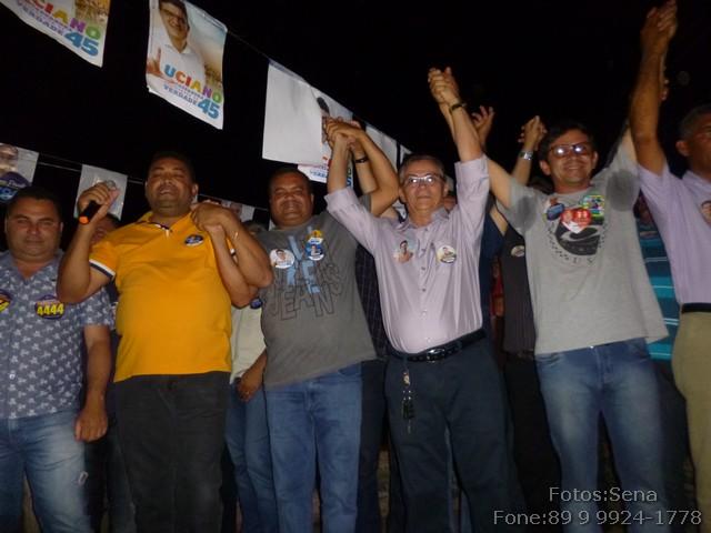 Oposição de Itaueira fez palestra