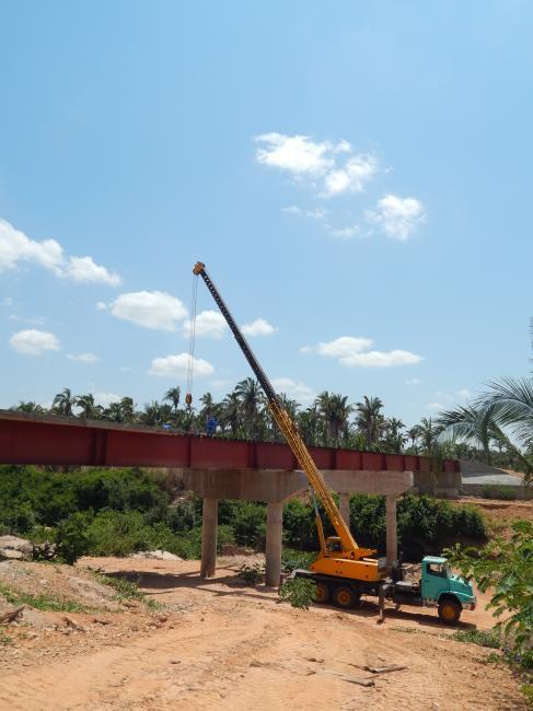 Obras da Ponte da Gameleira estão aceleradas