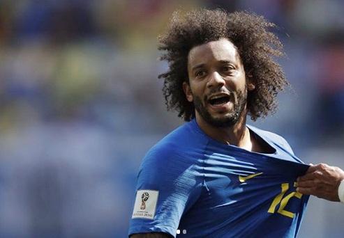 Marcelo é cortado da lista de amistosos da seleção brasileira