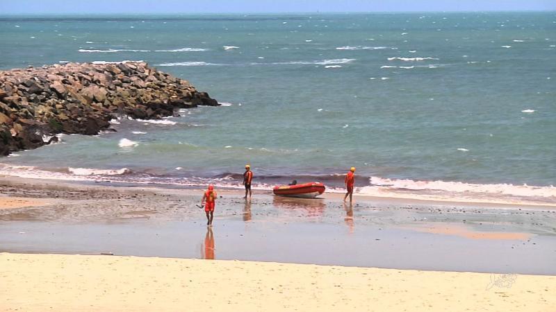 Turista piauiense que desapareceu em praia de Fortaleza é encontrado morto