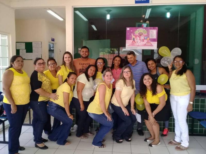 Secretaria de Saúde de Lagoa realiza ações de prevenção ao suicídio