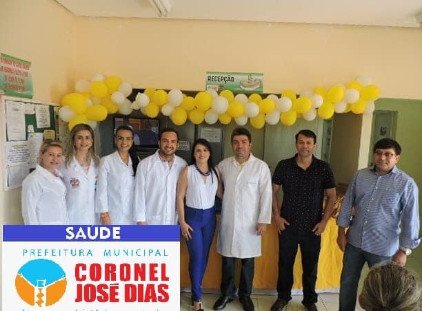 SMS e Prefeitura de Coronel José Dias fazem entrega de kits profissionais
