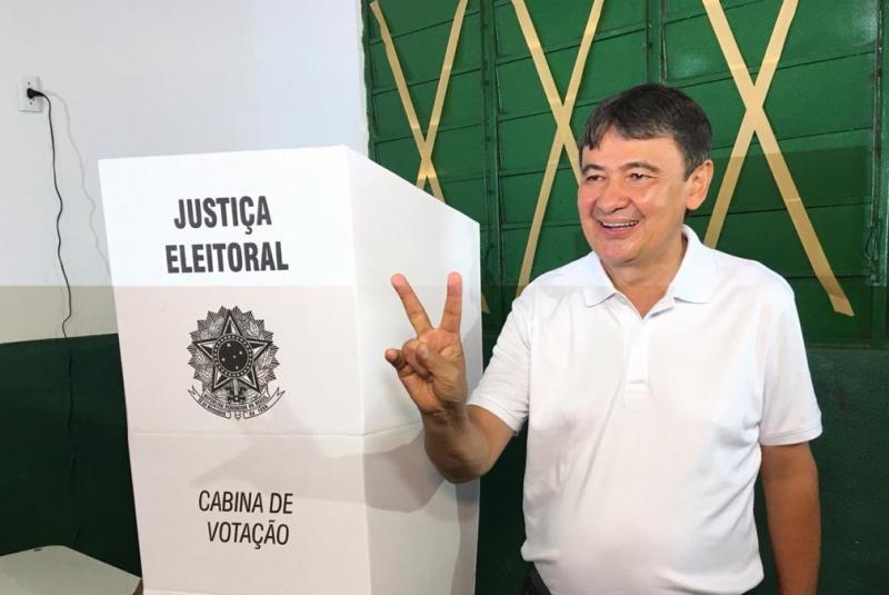 Wellington Dias é eleito governador do Piauí pela quarta vez