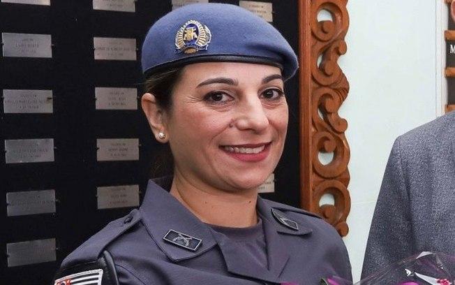 Polícial que matou ladrão em frente escola é eleita deputada federal