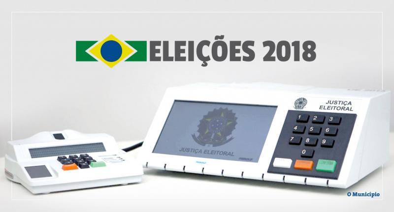 Eleições 2018 |Confira os resultados do 1° turno em Cabeceiras