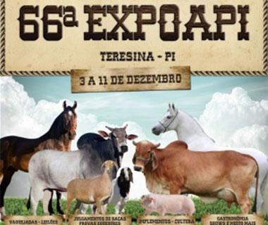 67ª Expoapi é lançada e deve movimentar R$ 12 milhões na economia do estado