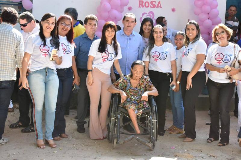 Saúde Municipal realiza abertura da campanha