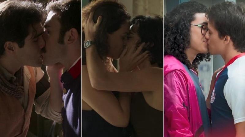 Relembre os cinco beijos gays exibidos em novelas da Globo
