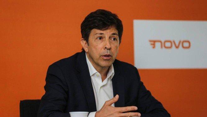 Partido Novo e Amoêdo não irão apoiar Bolsonaro e são contrário ao PT