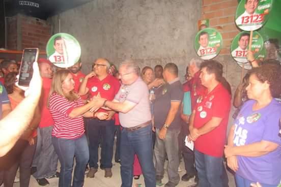 Assis Carvalho é o deputado federal mais votado em São João do Arraial