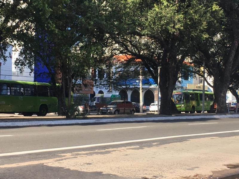 Avenida Frei Serafim será interditada nesta sexta-feira