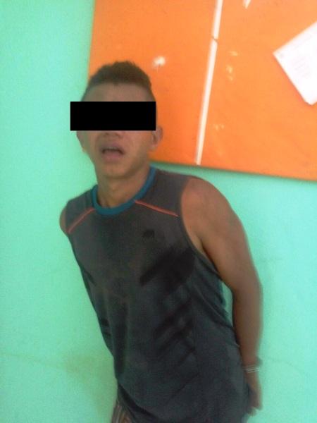 Menor é detido acusado de esfaquear desafeto em briga de bar