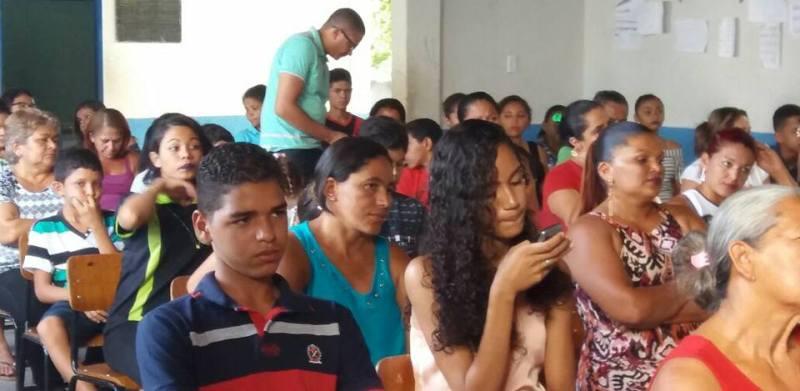 Mirim Cidadão inicia suas atividades em Cabeceiras