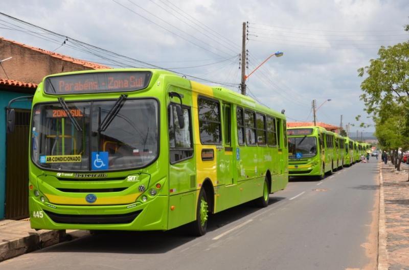Frota de ônibus será reduzida por conta do feriado em Teresina
