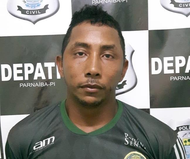 Acusado de esfaquear e roubar idoso no Piauí é preso
