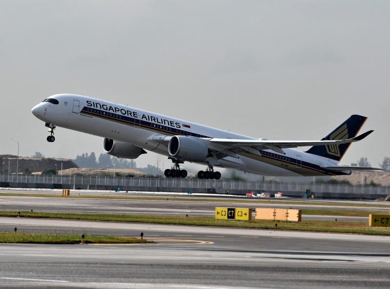 Passageiros se preparam para voo mais longo do mundo