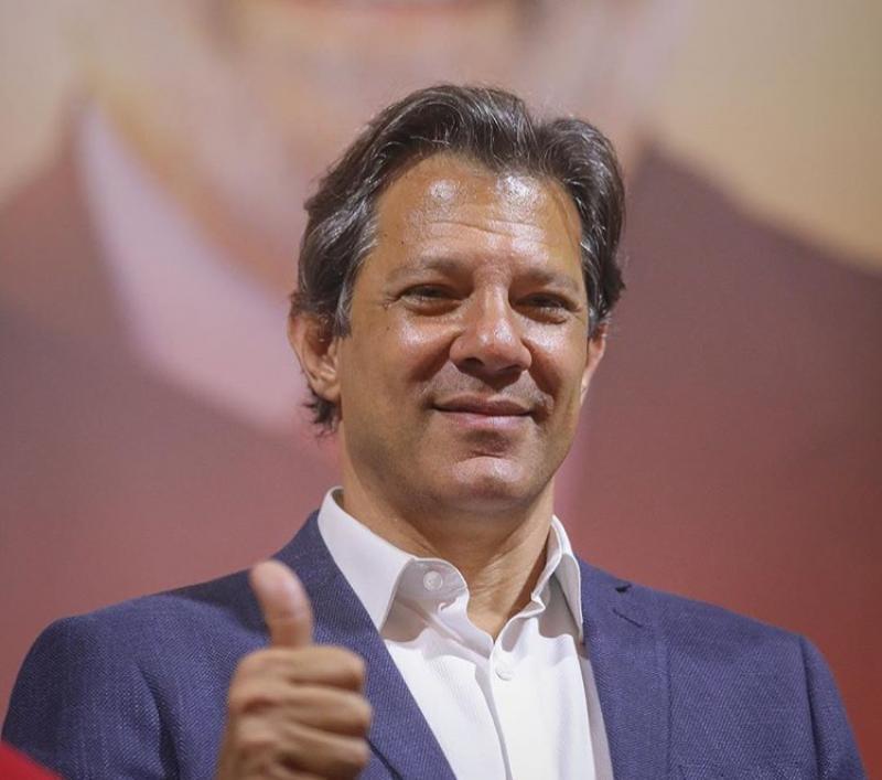 Haddad desafia Bolsonaro a participar de debates; vídeo