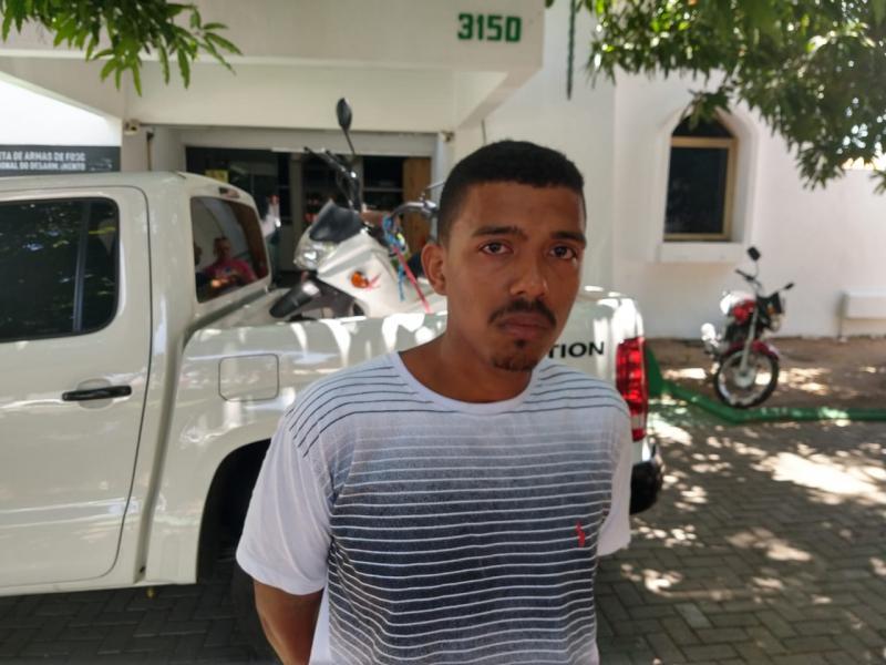 Força Tarefa prende acusado de tentar matar policial em Teresina